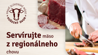 Ponúkajte a varte zo slovenského mäsa!