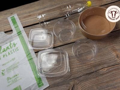 Používame bioplastové obaly